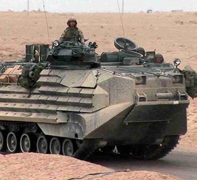 Global Milit rische Kampffahrzeuge Market