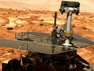 Opportunity Rover feiert 15 Jahre auf dem Mars