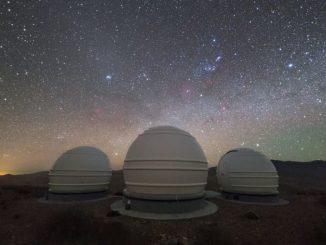 2 Massive Bodenteleskope, der Schlüssel zur Weltraumastronomie